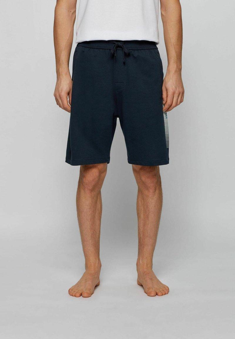 BOSS - AUTHENTIC - Pantaloni sportivi - dark blue