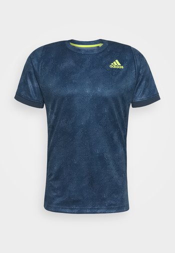 TEE  - T-shirt con stampa - blue