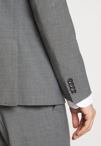 Esprit Collection - TROPICAL SUIT - Oblek - light grey - 10