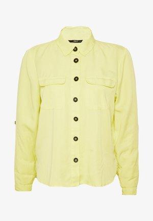 ONLVEGA - Button-down blouse - sulphur spring