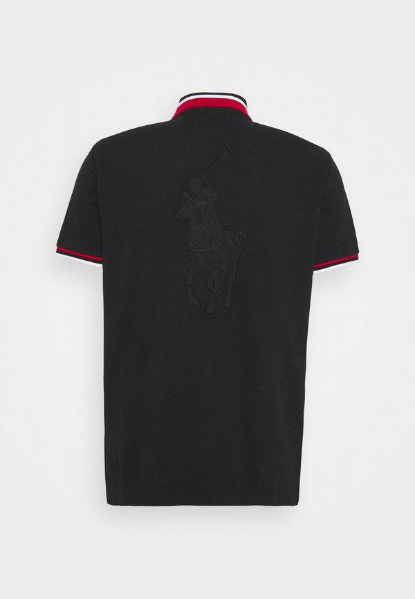 Polo Ralph Lauren Koszulka polo - black/czarny Odzież Męska XHBT