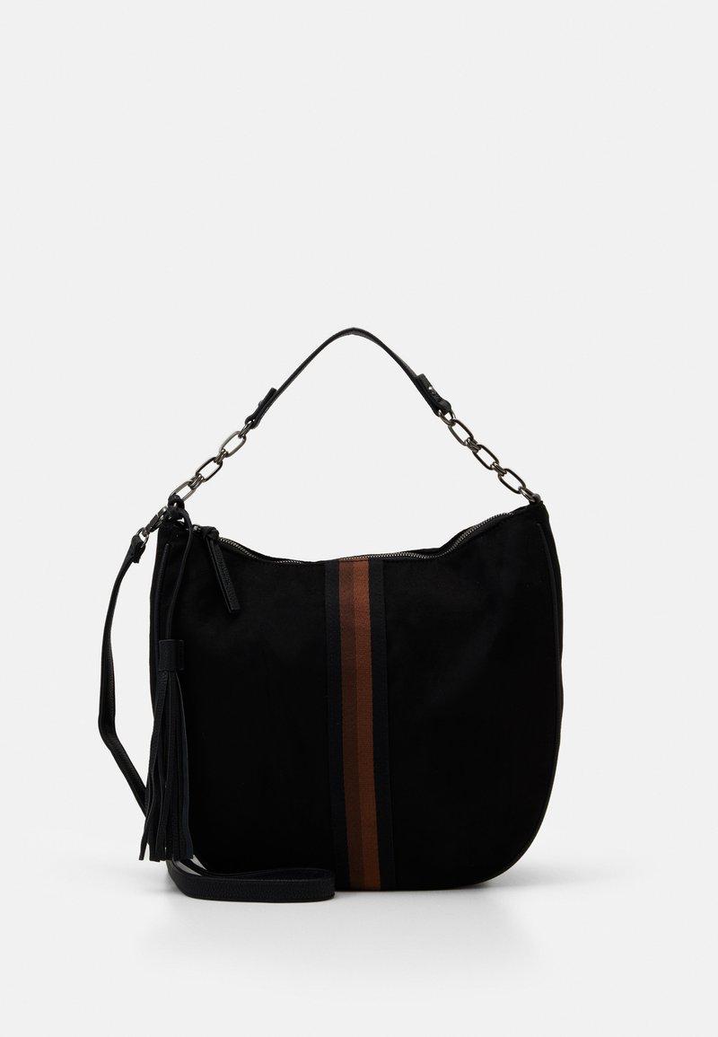 Tamaris - BRENDA - Handbag - black