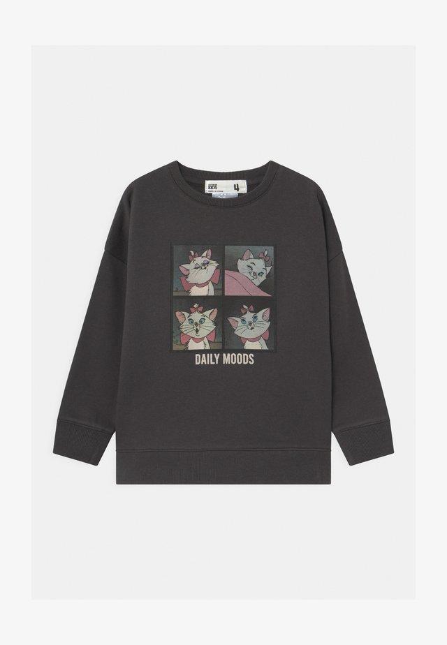 LICENSE CREW - Sweater - phantom