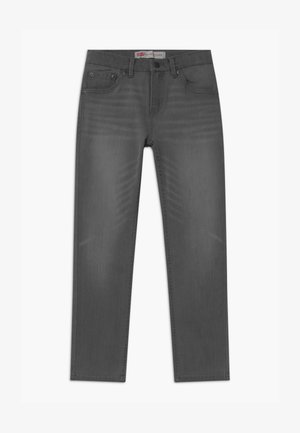512 SLIM TAPER - Slim fit -farkut - grey denim
