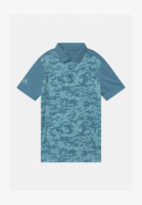 adidas Golf - DIGITAL CAMO UNISEX - Poloshirt - hazy blue - 0