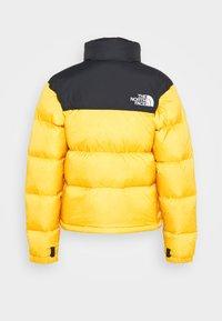 The North Face - 1996 RETRO NUPTSE JACKET - Down jacket -  yellow - 1