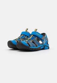 Friboo - Sandalias de senderismo - blue - 1