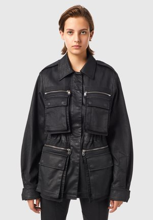 D CLAUDIA SP  - Outdoor jacket - black