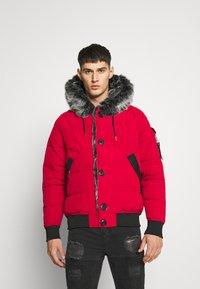 Glorious Gangsta - NAVIER - Zimní bunda - red - 0