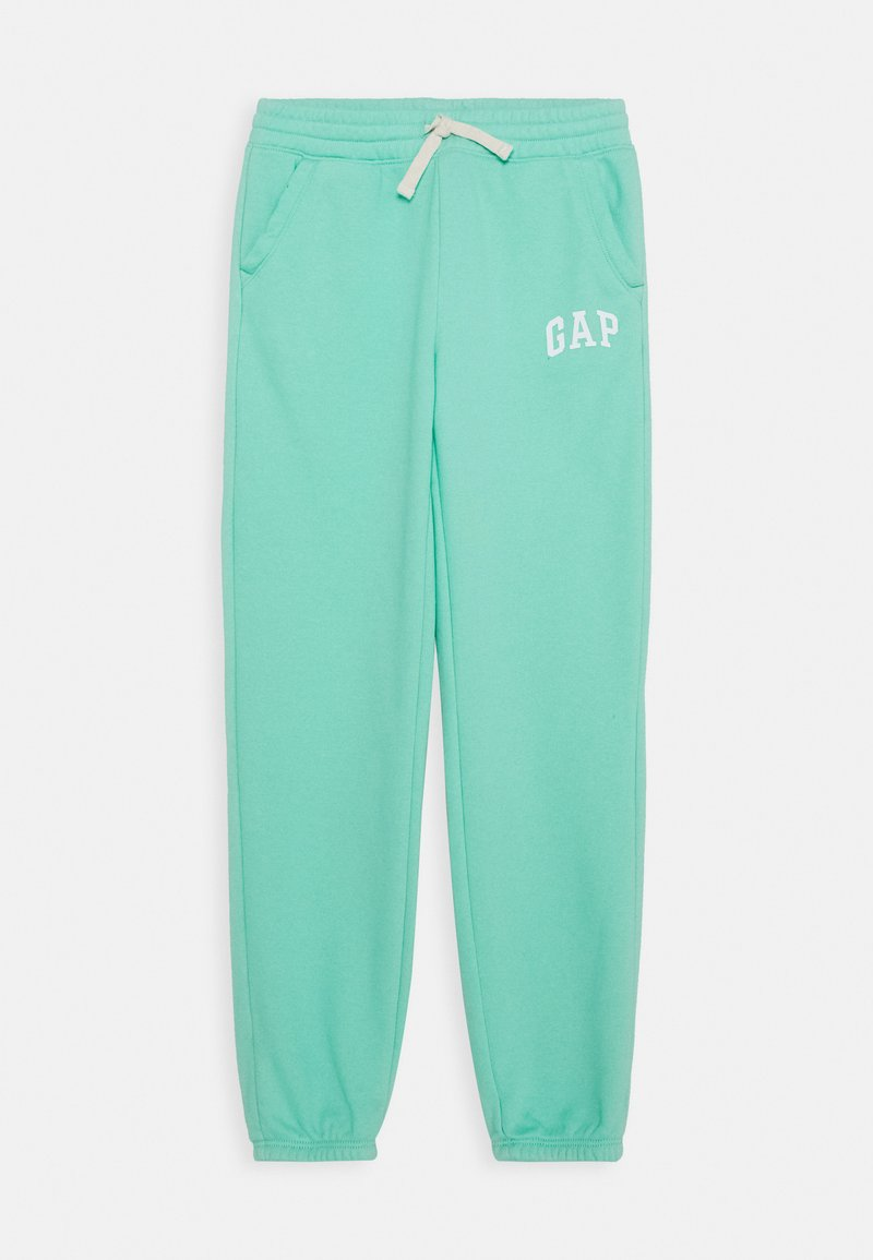 GAP - GIRL ARCH CINCH - Tracksuit bottoms - aqua tide