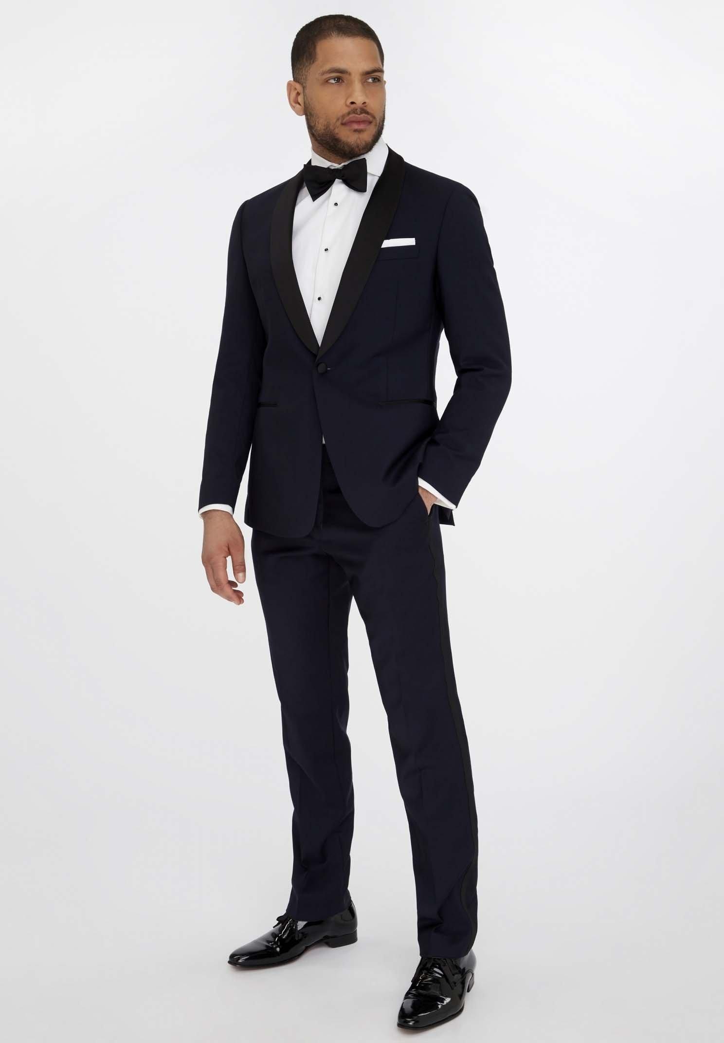 Homme BUCK - Pantalon de costume