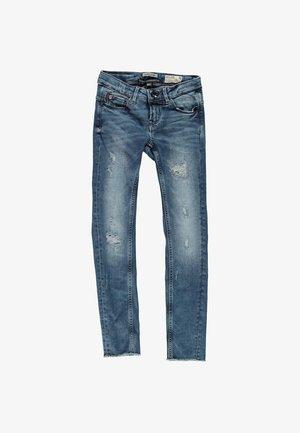 SARA - Slim fit jeans - blue