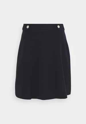 SKATE - Mini skirt - marine