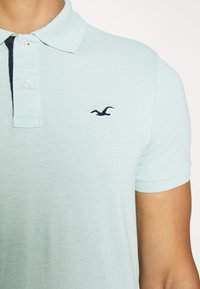 Hollister Co. - HERITAGE  - Polo - mint - 6