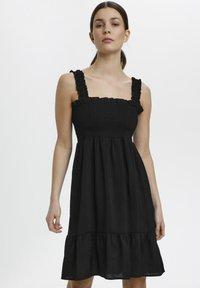 Gestuz - Cocktail dress / Party dress - black - 0