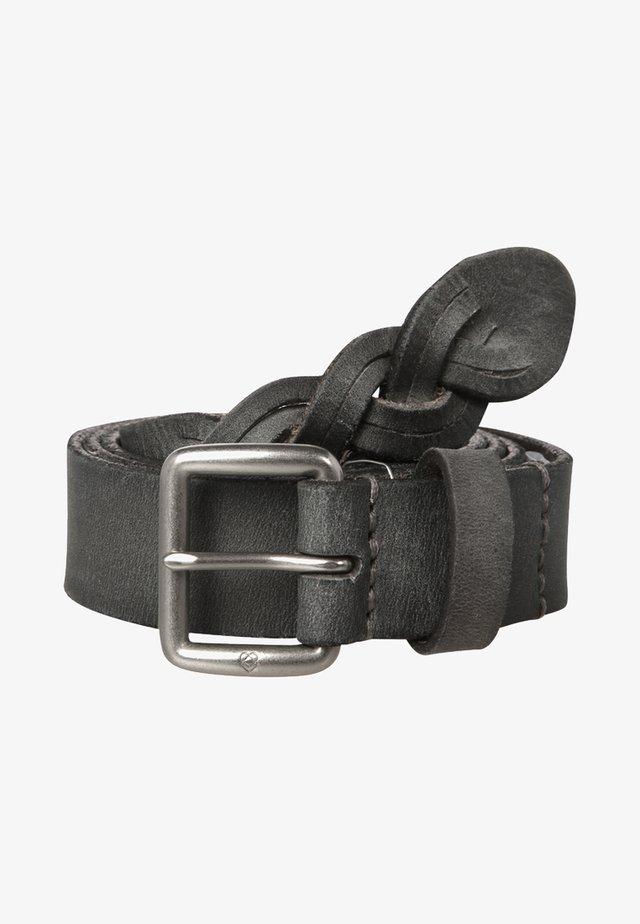 Pasek - steel grey
