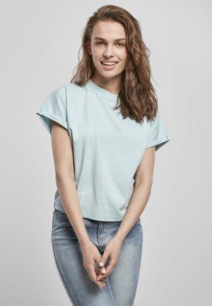 T-shirt basic - seablue