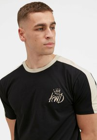 Kings Will Dream - 2PACK - Print T-shirt - oatmeal / black - 7