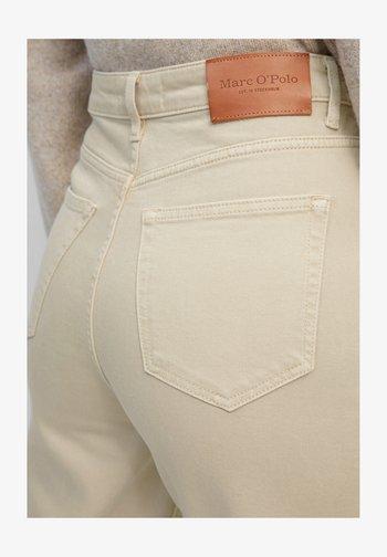Slim fit jeans - garment dye wash