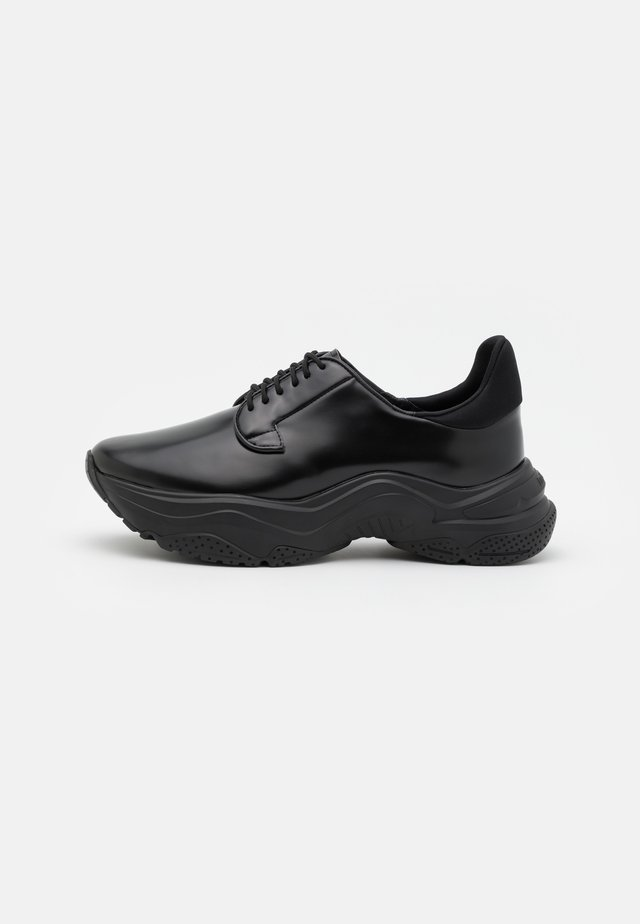 ALDEN TRAINERS - Sneakers basse - black