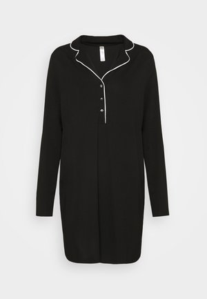NIGHTSHIRT - Nightie - black