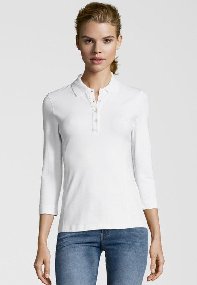 MILENA - Polo shirt - white