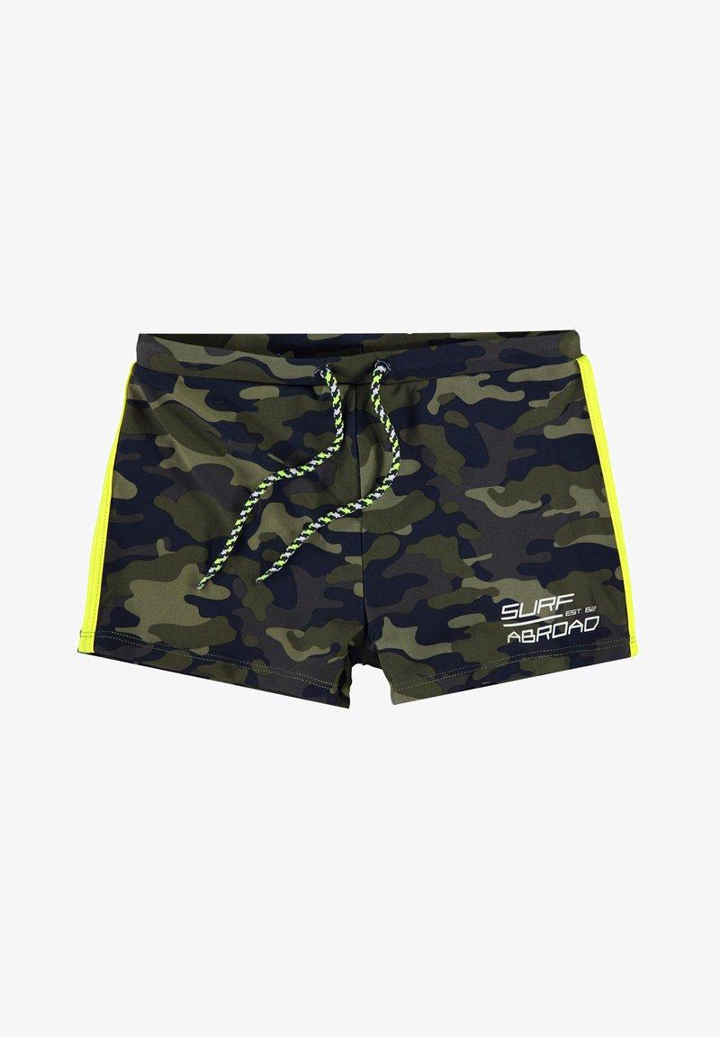 WE Fashion - Uimashortsit - green