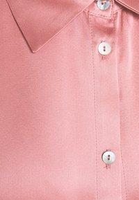 ASCENO - THE LONDON - Pyjama top - dusty rose - 2