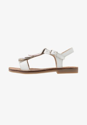 HAPPY FALLS - Sandali - white/lila/blush