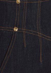 Versace Jeans Couture - LADY SKIRT - Denim skirt - indigo - 6