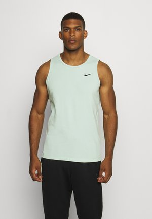 DRY TANK SOLID - Sports shirt - pistachio frost