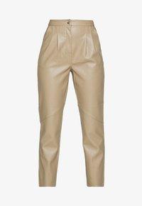Topshop - Kalhoty - carmel - 5