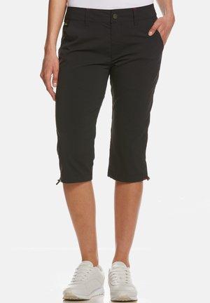 SOPHIA - Outdoor trousers - black