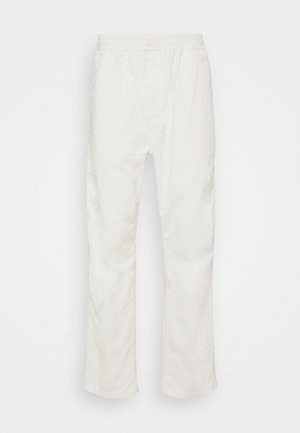 FLINT PANT FORD - Kangashousut - wax rinsed