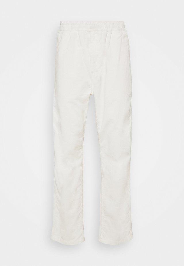 FLINT PANT FORD - Pantalones - wax rinsed