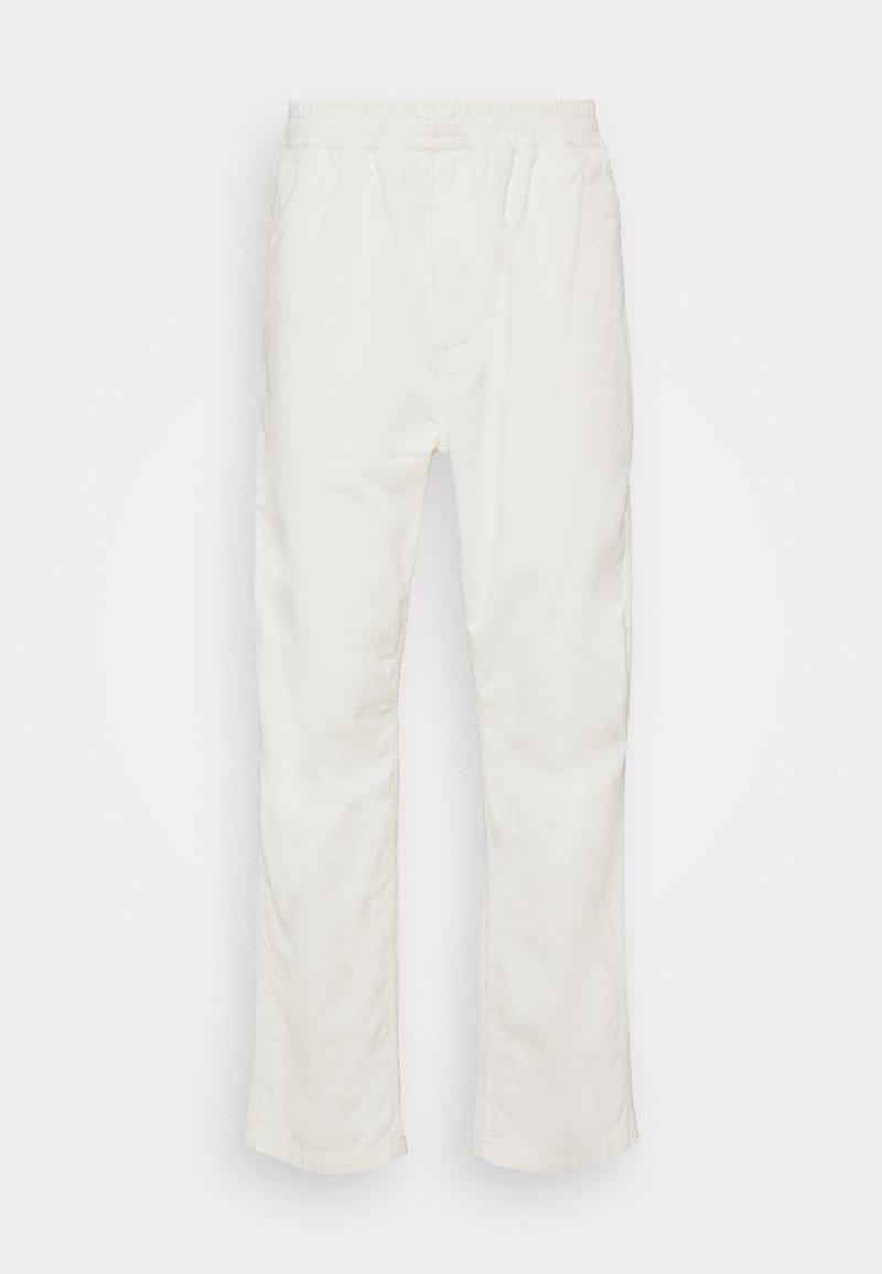 Carhartt WIP - FLINT PANT FORD - Trousers - wax rinsed