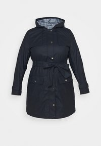 Dorothy Perkins Curve - RAINCOAT - Waterproof jacket - navy - 0