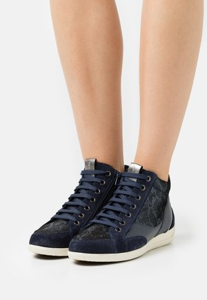 MYRIA - High-top trainers - navy/blue