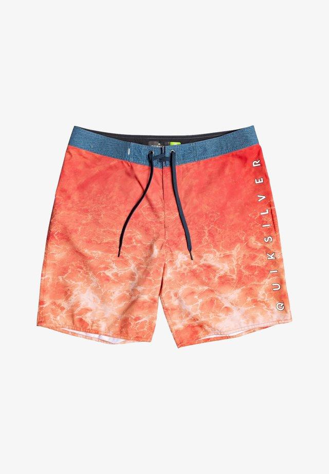 EVERYDAY RAGER - Swimming shorts - orange