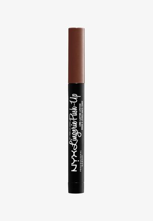 LIP LINGERIE PUSH-UP LONG-LASTING LIPSTICK - Lipstick - 10 teddy