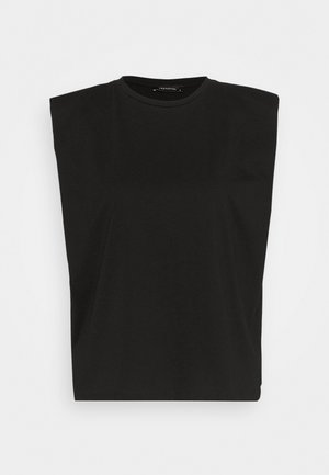 SIYAH - Basic T-shirt - black