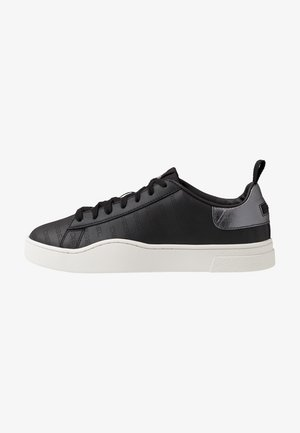 S-CLEVER LOW LACE - Trainers - black/star white