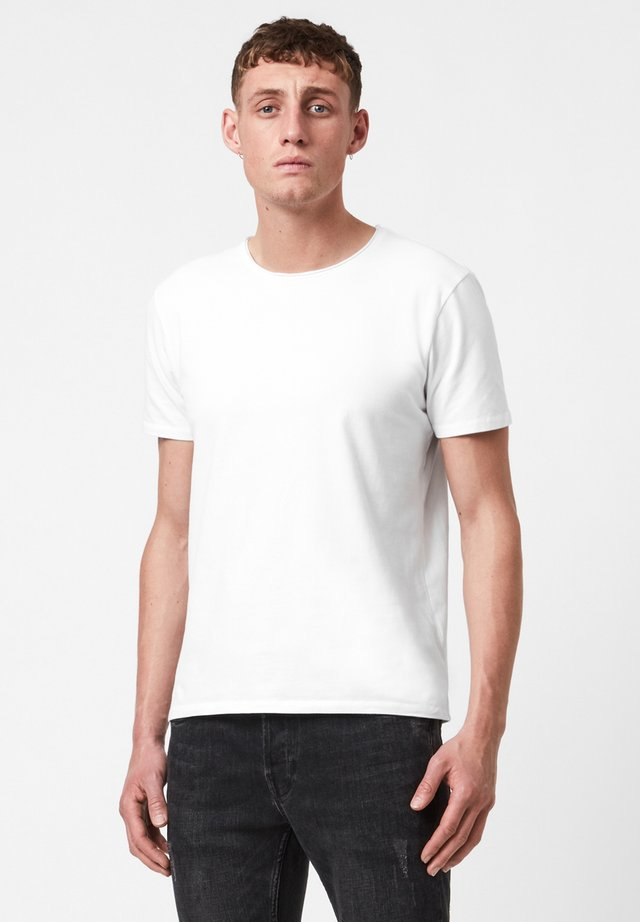 CREW - T-shirt basique - white