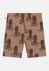 Mainio - OCTOPUS UNISEX - Shorts - camel - 1