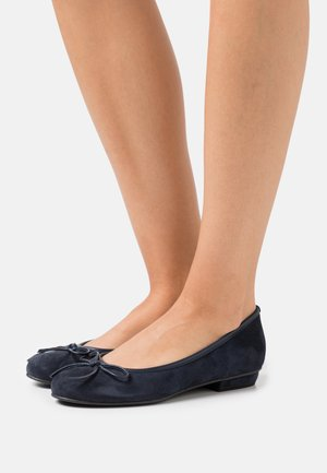 CARLA - Ballet pumps - navy