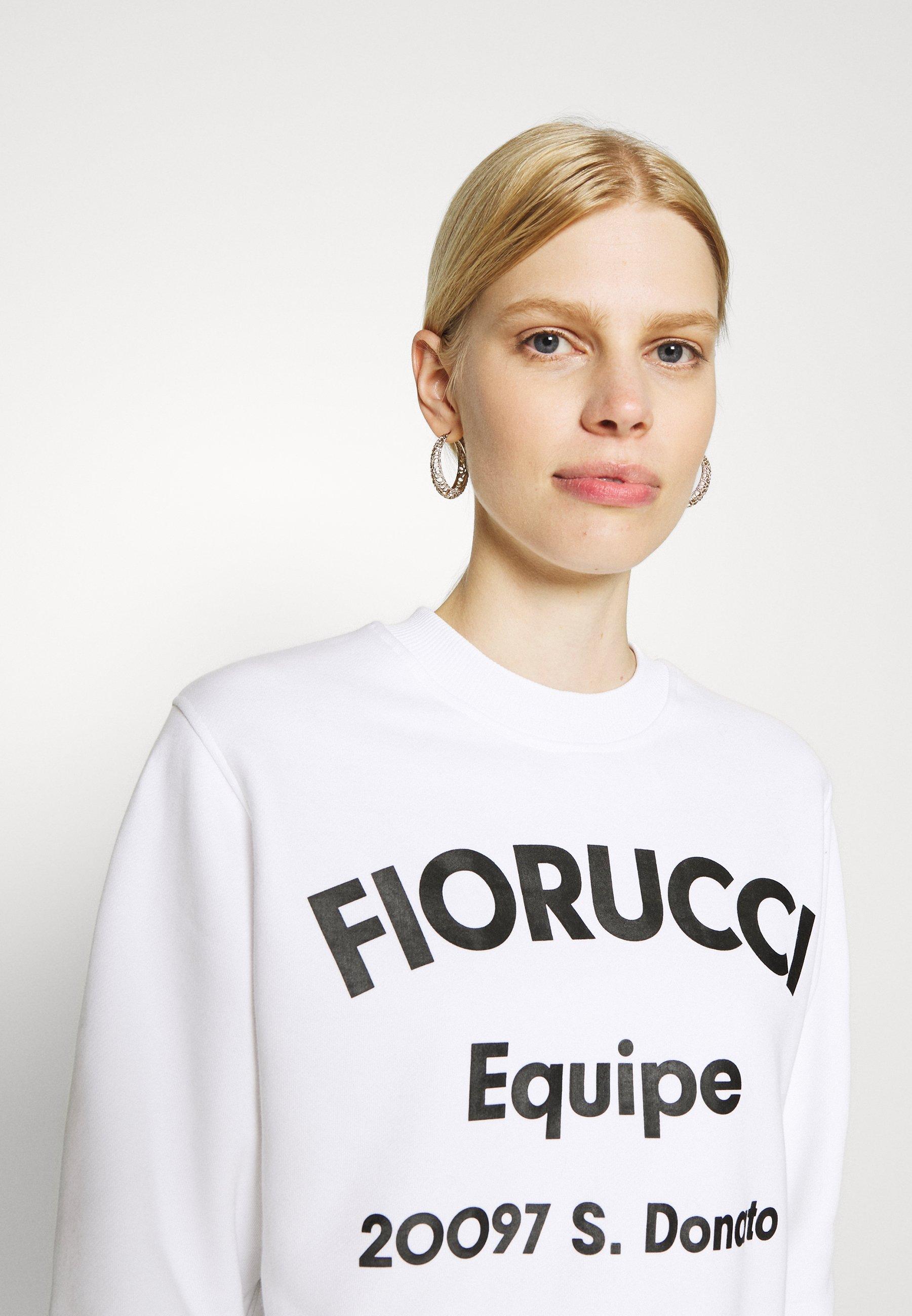 Women SHRUNKEN EQUIPE - Sweatshirt