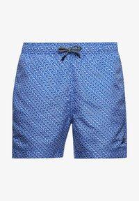 Superdry - STUDIOS - Swimming shorts - wavy line cobalt - 3