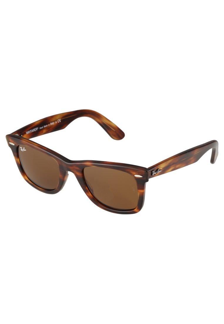 Ray-Ban ORIGINAL WAYFARER - Solbriller - tortoise/crystal brown/lysebrun 3Hk2dkYWNFCN2O6