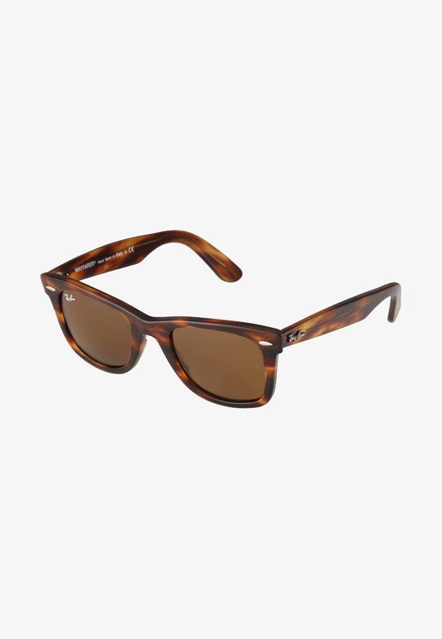 ORIGINAL WAYFARER - Occhiali da sole - tortoise/crystal brown