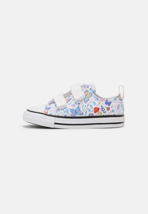 CHUCK TAYLOR ALL STAR BUTTERFLY FUN - Sneakers laag - white